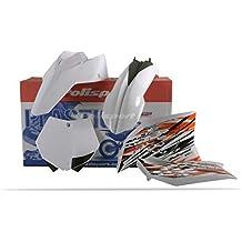 POLISPORT - 43027/54 : Kit plastica plasticos carenado completo
