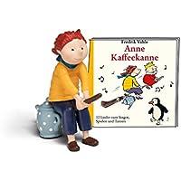 tonies® Hörfigur - Anne Kaffeekanne - 12 Lieder zum Singen, Spielen und Tanzen