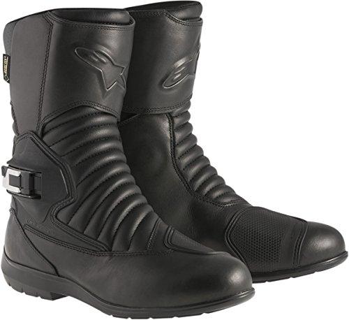 Alpinestars Mono Fuse Gore-Tex Men's Street Motorcycle Boots - Black / 45 Mens Street Motorcycle Boots