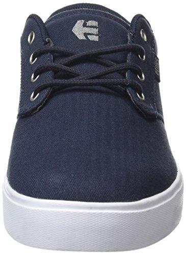 Etnies Herren Jameson 2 Eco Skateboardschuhe Blau (Navy/White472)