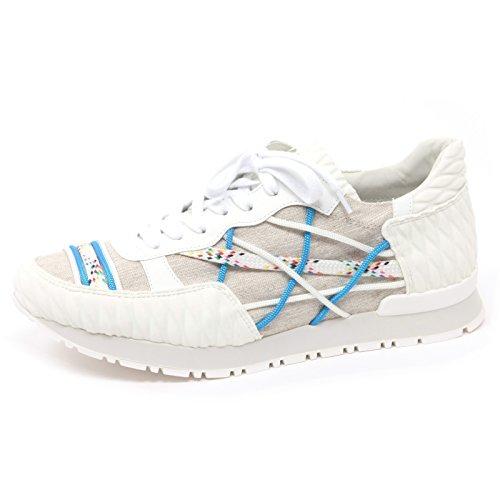 B3134 sneaker uomo L4K3 MR BIG scarpa multicolore shoe man [42]