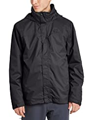 The North Face M Evolve II Tri, Giacca Uomo, Nero, M