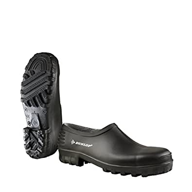 dunlop protective footwear unisex erwachsene wellie shoe. Black Bedroom Furniture Sets. Home Design Ideas