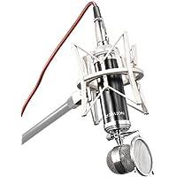 Neewer® nw-7500cardioide Broadcasting e registrazione microfono a condensatore set include: (1) microfono a condensatore con filtro antipop staccabile + (1) Shock Mount + (1) cavo connettore XLR - 4 Condensatore Cardioide