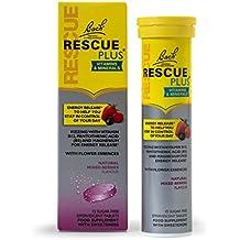 Rescue Plus Efervescente Pastillas - Pack of 15