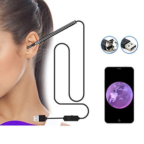 DTVX-industry Endoscopio inalámbrico Limpieza oídos