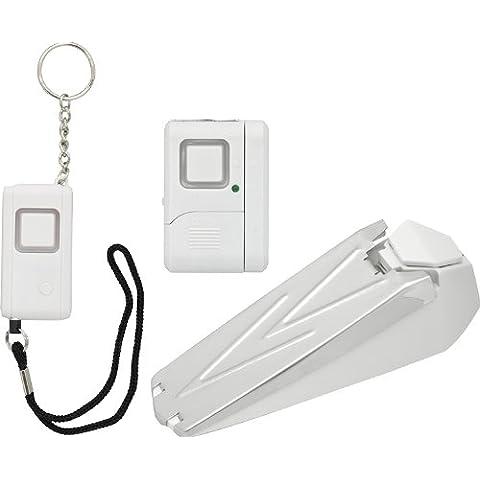 JASCO PRODUCTS COMPANY Portable Alarm Kit, 3-Pc.