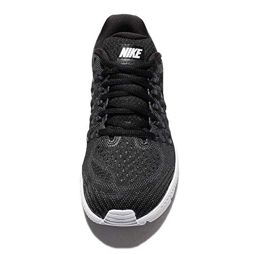 Nike Wmns Air Zoom Vomero 11, Chaussures de Running Femme Black/White-Anthracite-Dark Grey