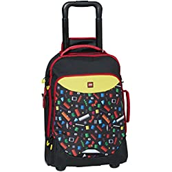 Lego Trolley Playroom Originals Mochila Escolar, 45 cm, 28 litros