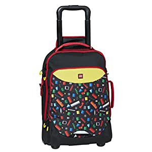 LEGO Trolley Playroom Originals Zaino, 45 cm, 28 liters, multicolore (Multicolor)  LEGO