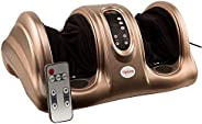 Lifelong LLM72 Foot Massager, Brown (Perfect for Home Use & Pain Rel