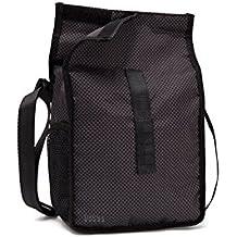 DARNA Go&Bag Lifestyle-N-Bolso de Comida, Color Negro, Compuesto, 22