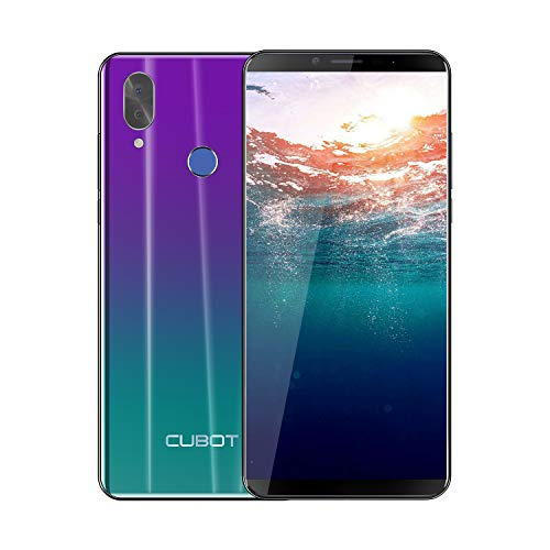 X19 CUBOT 4G Smartphone Libre 2019 Android 9.0 Teléfono