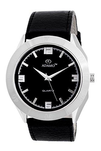 ADAMO SHINE Mens Gents Wrist Watch AD44SL02