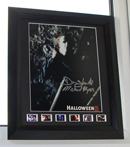 a359dsh Don Shanks unterzeichnet Halloween Signiert gerahmt garantiert Authentic Autograph