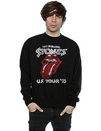 Rolling Stones Herren US 78 Tour Sweatshirt