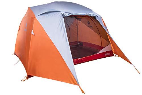 Marmot Limestone Zelt für 4Personen, Orange Spice/Arona
