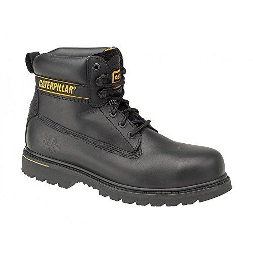 9b5f88675b6d Cat Footwear Caterpillar Holton/B, Calzado de protección para Hombre,  Schwarz, 42