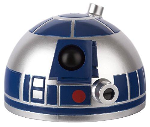 Star Wars Jungen Wecker Digital Kunststoff Bunt 21486