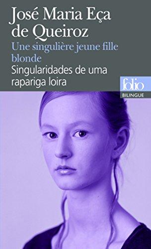 Une Singulière Jeune Fille blonde