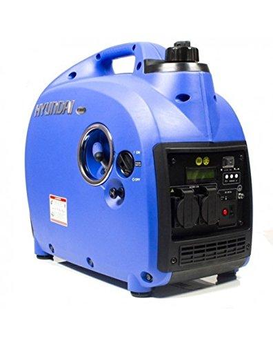 HYUNDAI Groupe électrogène Inverter Portatif Insonorisé 2000W - HY2000SI