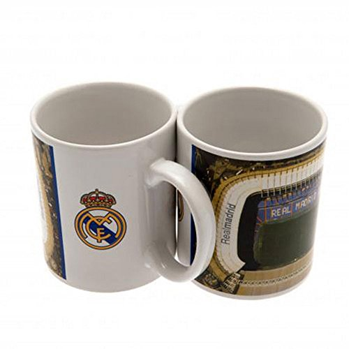 Real Madrid F.C.–Taza de desayuno