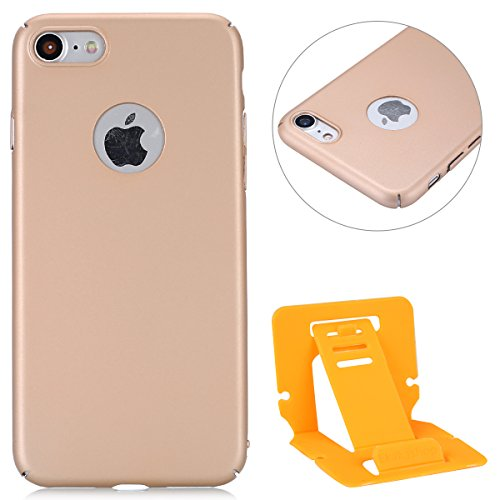 iphone 6S plus 5.5 Custodia, iphone 6 plus Silicone Cover, Ekakashop Moda Lusso Marmo Modello Disegno PC & TPU 2-in-1 Epoxy Mestieri Morbido Rigida Cassa del telefono per iphone 6S plus 3D Gel Silico PC-Oro