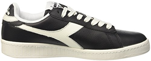 Erwachsene Waxed Nero Game 36 Unisex L Nero EU Low Bianco Nero Diadora Pumps xOqSHwT5