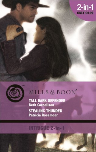 book cover of Tall Dark Defender / Stealing Thunder