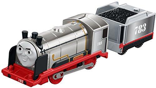 Il Trenino Thomas - Track Master - Locomotiva Merlin Sperimentale - Treno Elettrico Giocattolo, FJK58