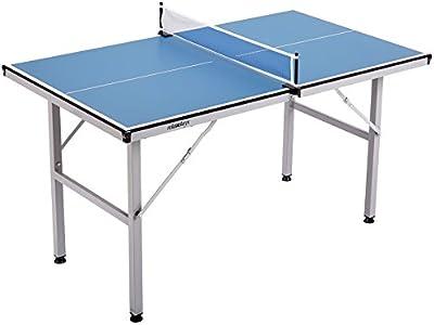 Juego de tenis de mesa / Ping Pong / pimpón, Plegable, 125 x 75 x 75 cm, 17.5 kg