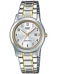 Casio Montre Femme Analogique Quartz avec Bracelet en Acier Inoxydable – LTP-1264PG-7B