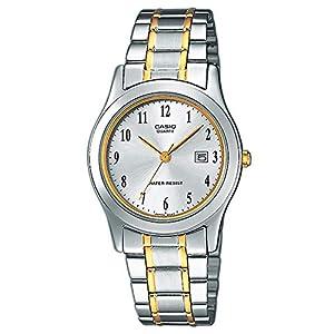 Casio Collection LTP-1264PG-7B, Reloj Análogo Clásico, Acero Inoxidable,