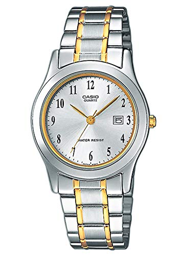 Casio Collection LTP-1264PG-7B, Reloj Análogo Clásico, Acero