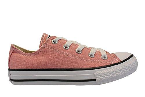 Converse Chuck Taylor All Star Enfant Seasonal 2V Ox 384890 Unisex - Kinder Sneaker Pink