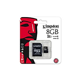 Kingston SDC10G2  SDHC/SDXC Class 10 UHS-I Micro SD Card
