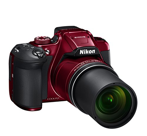Nikon coolpix b700 fotocamera digitale, 20,3 megapixel, zoom 60x, vr, lcd inclinabile 3
