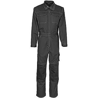 Mascot 10519-442-09-XL Size X-Large Akron Boiler Suit - Black