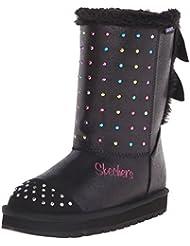 Skechers Keepsakeslimelight Leaps - botas y botines de caña larga y foor de invierno Niñas
