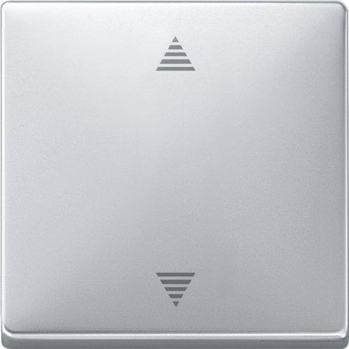 Preisvergleich Produktbild Merten 584219 Jalousie-Taster, polarweiß, System Fläche