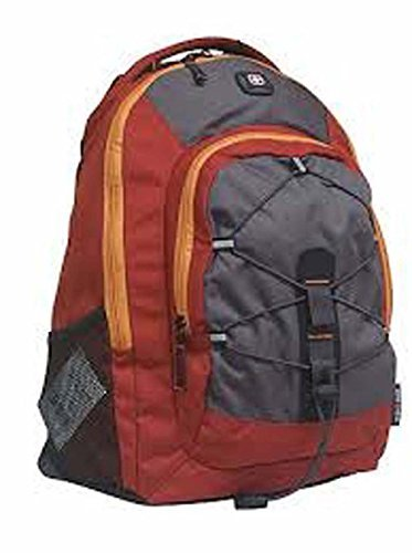Swiss Gear SwissGear Mars Red with Grey 16 Laptop Backpack