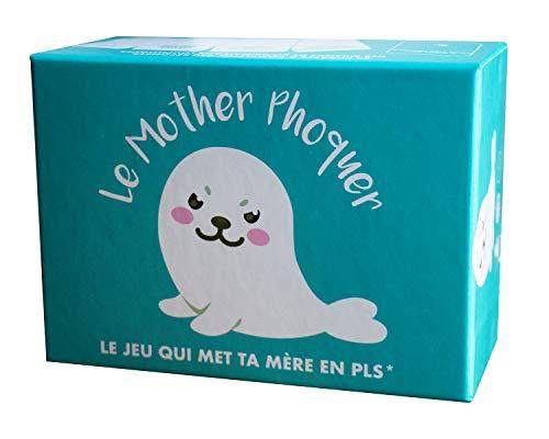 Original Cup - Le Mother Phoquer - Le Jeu Qui met ta mère en PLS - Jeu Société Adulte - Jeu Apéro pour Adultes