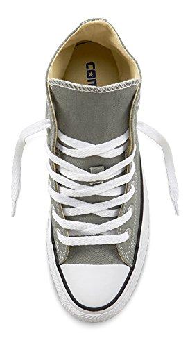 Converse Unisex-Erwachsene Ctas Hi Sneakers Grau (Camo Green)