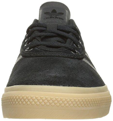 Adidas Adi-ease Skate Shoe, noir / noir / écarlate, 4 M Us Noir