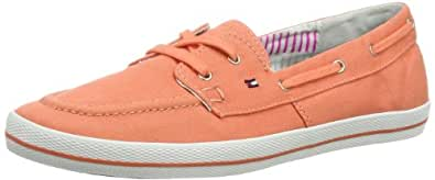 Tommy Hilfiger VICTORIA 11D FW56816881, Damen Sneaker, Pink (CAMELIA 692), EU 39