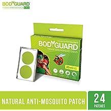 Bodyguard Premium Natural Anti Mosquito Repellent Patches - 20 + 4 Patches