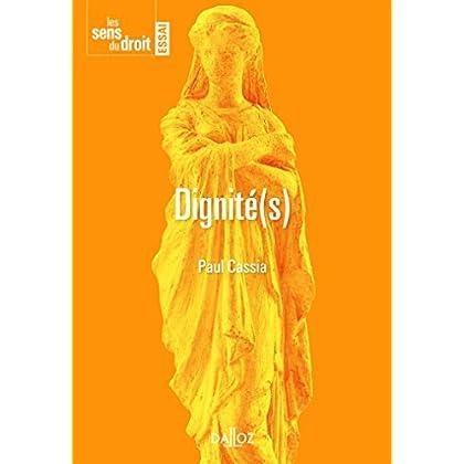 Dignité(s) - 1ère édition