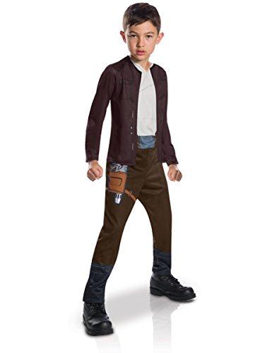 Dameron Kinder Poe Kostüm - Generique - Poe Dameron Kostüm für Kinder Star Wars VIII