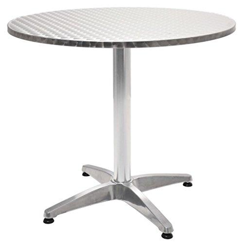 vidaxl-gartentisch-aluminium-rund-terrassentisch-balkontisch-bistrotisch-tisch-2
