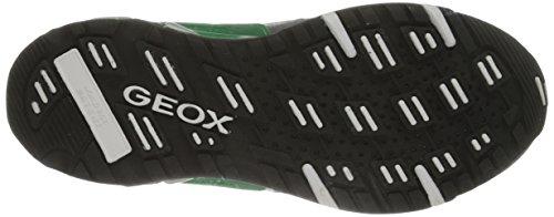 Geox J5410B 0FUCE Sneakers Bambino Grigio